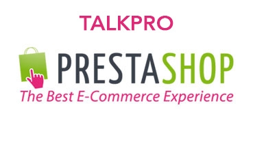 Talkpro PRESTASHOP  : le design produit